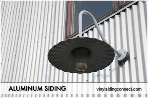 aluminum siding photos