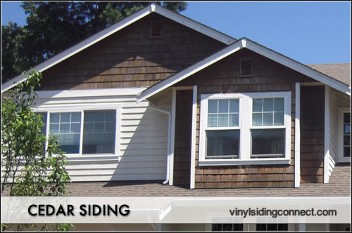 Cedar siding pictures vinyl siding connect for What is 1 square of vinyl siding