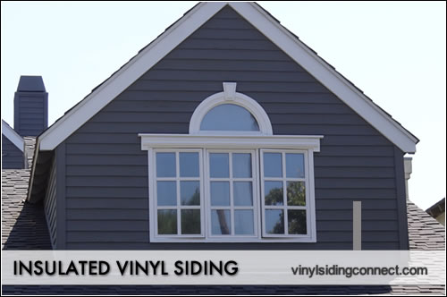 Insulated Vinyl Siding Costs Prices