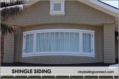 Shake Shingle Siding Vinyl Siding Connect