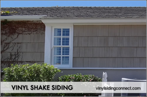 Vinyl Shake Siding Prices Costs