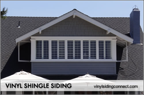 vinyl shingle siding
